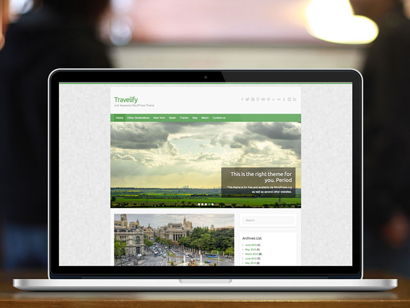 travelify-wordpress-tema-livre